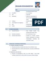 Curriculum Vitae Moquegua (1)