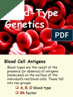 Blood Genetics