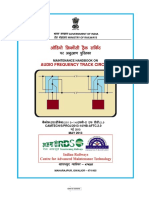 Alstom Digicode_Maintenance Handbook on Audio Frequency Track Circuit Ver2(1)