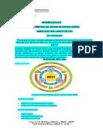 Informe 4a Pormenz C.I. Julio 2016