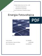 Trabalho Solar