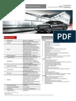 Audi RS7 SB 4.0 TFSI Quattro Tiptronic