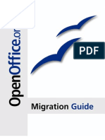 OpenOffice Migration Guide