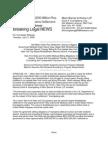 New York Medicaid Fraud Settlement