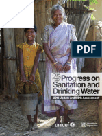 Progress on Sanitation and Drinking Water
