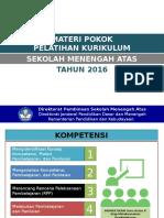 Lembar Kerja Materi Pokok Pelatihan Kur Sma Master 060416