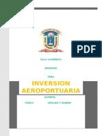 Inversion Aeroportuaria