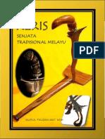 keris senjata tradisional melayu