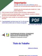 TCC-Modelo de Apresentação (Defesa)