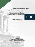 ICCROM 05 HistoryofConservation01 En