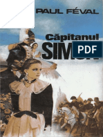Paul Feval-Capitanul Simon (Scan)