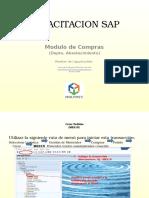 Presentacion Capacitacion Sap (Modulo de Compras)