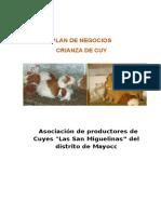 4. Crianza de Cuyes-Mayocc