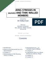 MECH206 - 2014-15 SPRING - L05 - Shearing Stresses in Beams.pdf