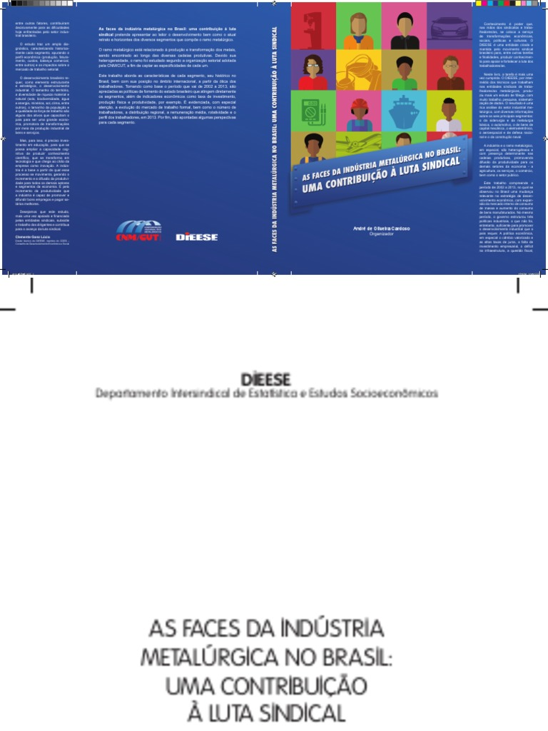 634527270 As Faces Da Industria Metalurgica No Brasil