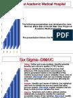 AMH Six Sigma Wait Time Project 2