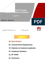 Huawei Quality Installation Standard TdP 2G 3G_V3.3