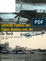 76271553 Luftwaffe Fighters and Fighter Bombers Over the Far North Units Camouflage Markings 1940 1945