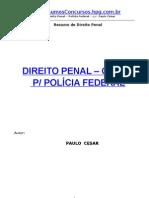 apostila - direito penal - parte geral para concurso da policia federal - paulo cesar(1)