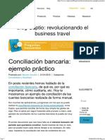 Conciliación Bancaria_ Ejemplo Práctico