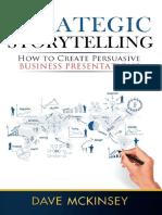 Dave McKinsey - Strategic Storytelling