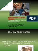 Reanimacion Avanzada en Trauma Pediatrico
