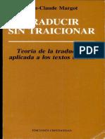 Traducir sin Traicionar  Jean Claude Margot.pdf