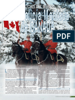 Real Policia Montada de Canadá