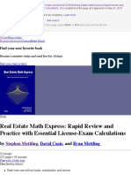 Https ::Www.scribd.com:Book:257678364:Real Estate Math Express Rapid Review and Practice With Essential License Exam Calculations