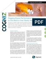 Pegging Brand Performance Measures to the Metrics that Really Matter