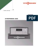 Vitotronic 200 Gr