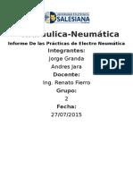 informe electroneumatica