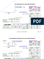 Welding Calculations