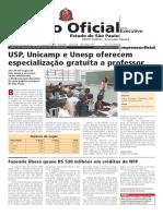 Diario Oficial da União SP