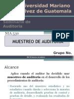 PLANEAMIENTO DE AUDITORÍA