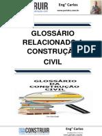 Glossário relacionado a Construção Civil