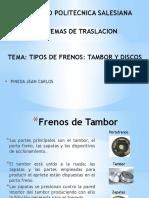 Frenos Tambor y Discos