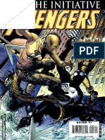 MARVEL Avengers the Initiative 003 comicbook