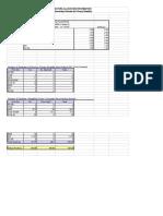 sample para allocation xls xlsx - elem