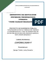 Proyecto Para Exponer