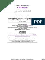 « Chansons » (Thibaut de Champagne - texte établi par A. Wallensköld).pdf