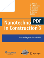 nanotechnology in construction