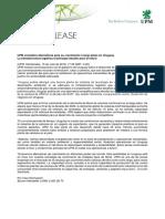UPM Considera Alternativas Para Su Crecimiento a Largo Plazo en Uruguay