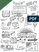 General Conference Doodles