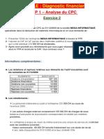 Ex 2 - Diagnostic Financier - Chapitre1