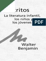 Benjamin la Literatura Infantil