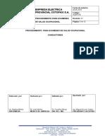 Procedimiento Espirómetro 1.1