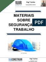 Materiais sobre Segurança do Trabalho
