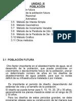 Unidad III -POBLACIÓN.pps