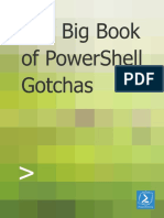 the Big Book of Powershell